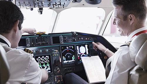 CRM e fatores humanos na aviação