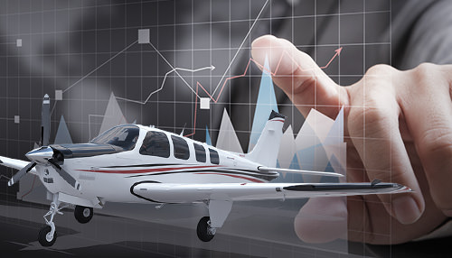 Gestão de custos de aeronaves