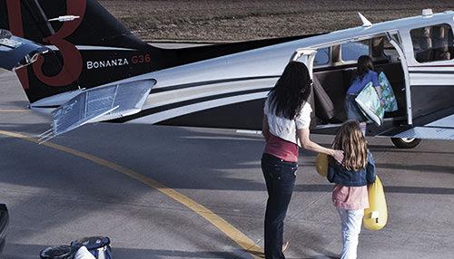 Peso e balanceamento e performance de aeronaves cessna bonanza beechcraft