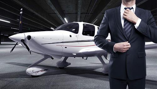 Curso de compra e venda de aeronaves para pilotos de avião