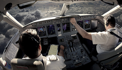CRM Cockpit Crew resource management