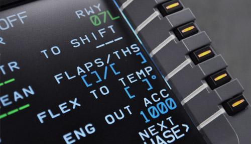 FMGS Airbus A320 Cockpit Preparation